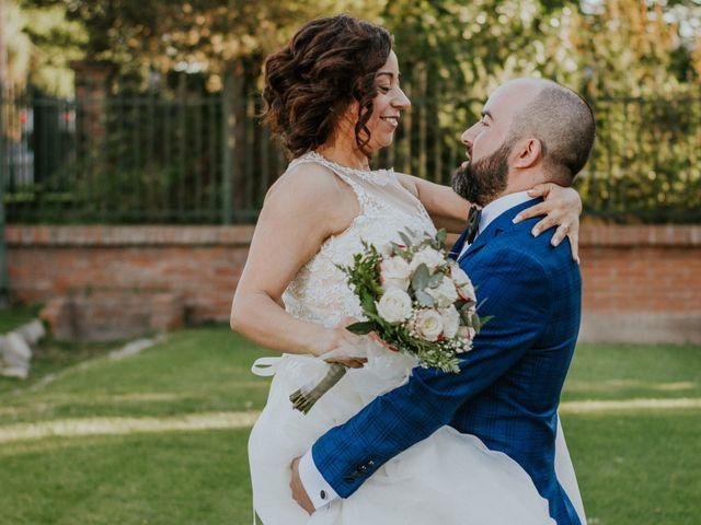 El matrimonio de Sandra y Pablo