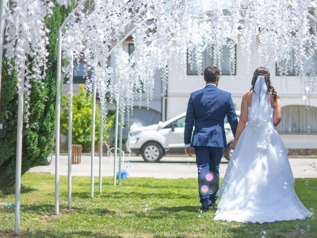 El matrimonio de Roger y Leticia en Los Ángeles, Bío-Bío 16