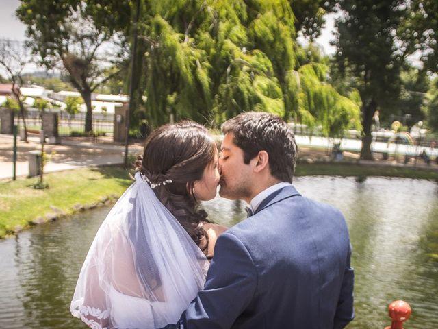 El matrimonio de Roger y Leticia en Los Ángeles, Bío-Bío 19