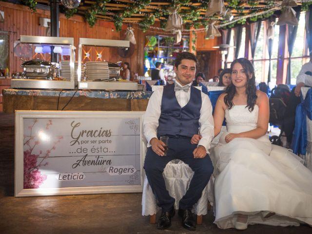 El matrimonio de Roger y Leticia en Los Ángeles, Bío-Bío 40