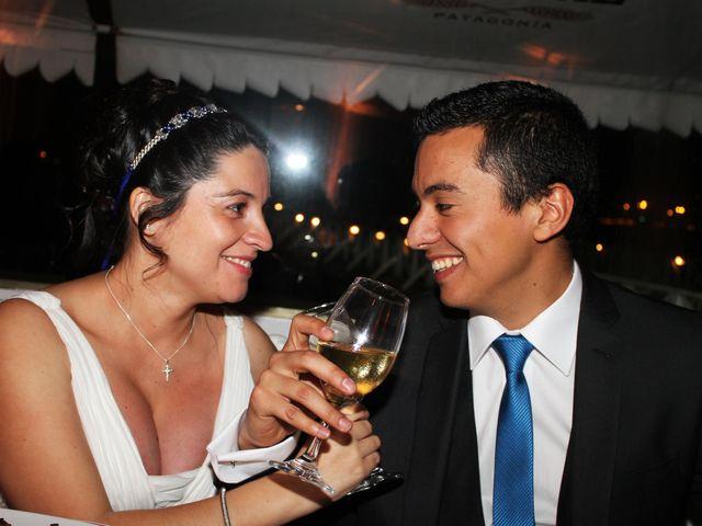 El matrimonio de Barbara y Juan Pablo