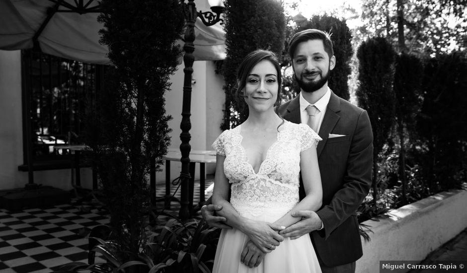 El matrimonio de Cristóbal y Natalia en Providencia, Santiago
