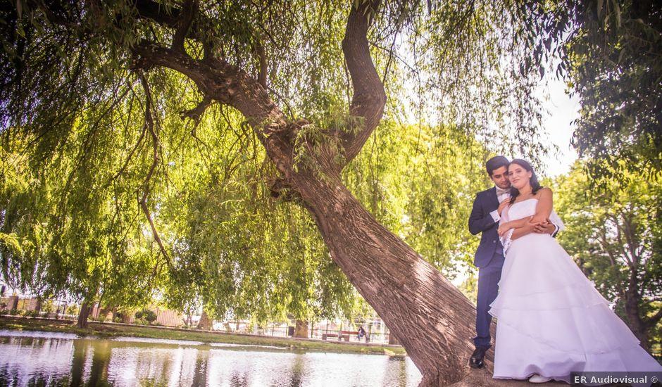 El matrimonio de Roger y Leticia en Los Ángeles, Bío-Bío