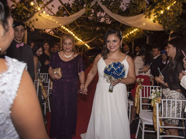 El matrimonio de Macarena y Daniela en Maipú, Santiago 24