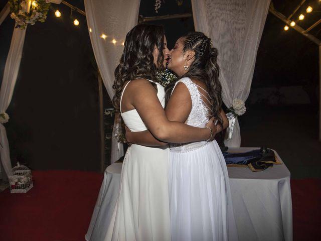 El matrimonio de Macarena y Daniela en Maipú, Santiago 26