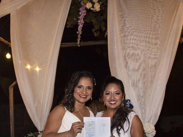El matrimonio de Macarena y Daniela en Maipú, Santiago 30
