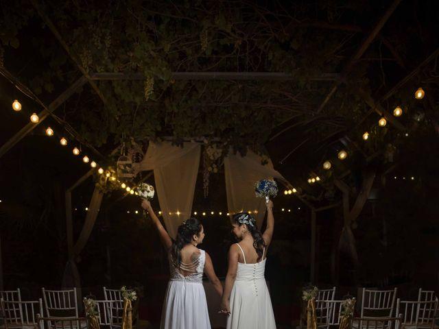 El matrimonio de Macarena y Daniela en Maipú, Santiago 34