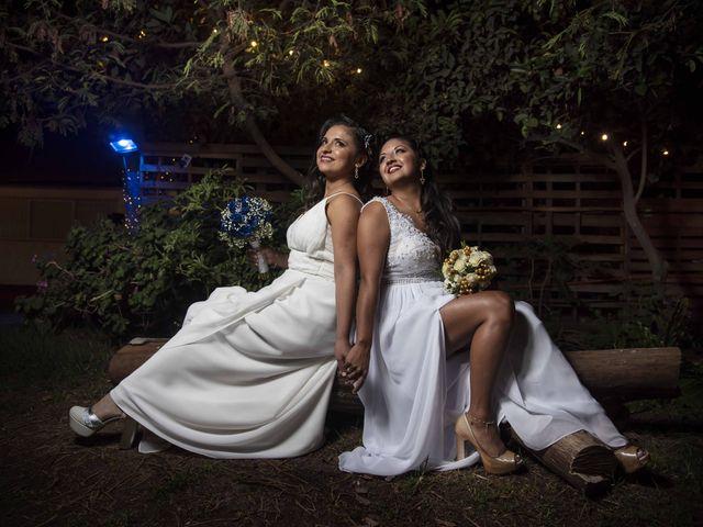 El matrimonio de Macarena y Daniela en Maipú, Santiago 2