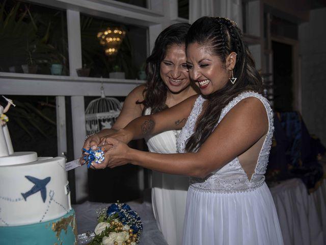 El matrimonio de Macarena y Daniela en Maipú, Santiago 45