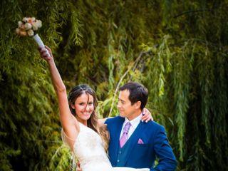 El matrimonio de Daniela y Ariel 1