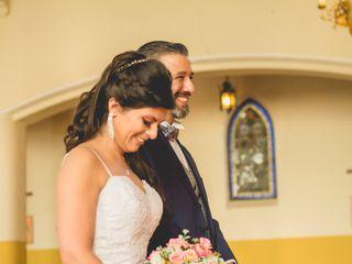 El matrimonio de Gerthy y Rodrigo 2