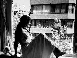 El matrimonio de Daniela y Ariel 2