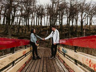 El matrimonio de Gisella y José 1