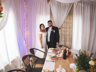 El matrimonio de Gisella y José
