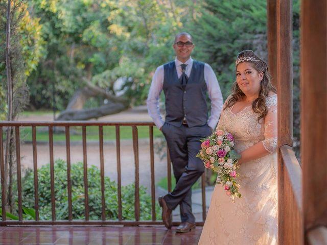 El matrimonio de Nicole y Fabián
