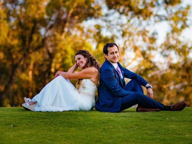 El matrimonio de Daniela y Ariel