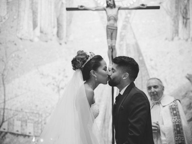 El matrimonio de Emili y Walter