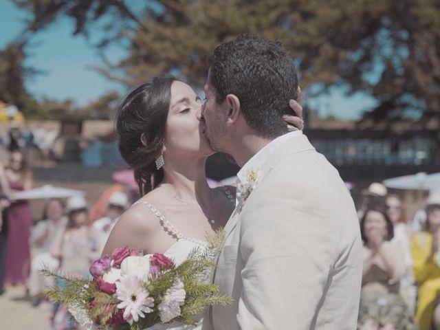El matrimonio de Rodrigo y Natalia en Puchuncaví, Valparaíso 8