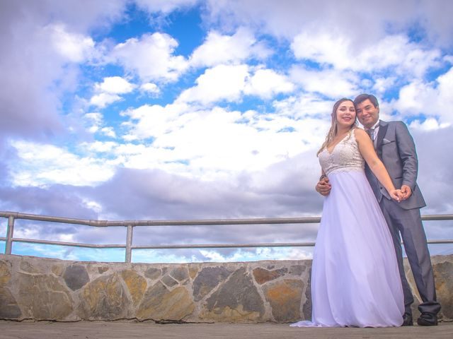El matrimonio de Tamara y Jahaziel