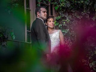 El matrimonio de Monse y Carlitos