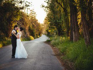 El matrimonio de Natalia y Mauricio 1