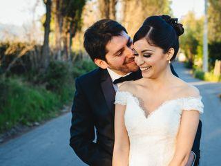 El matrimonio de Natalia y Mauricio