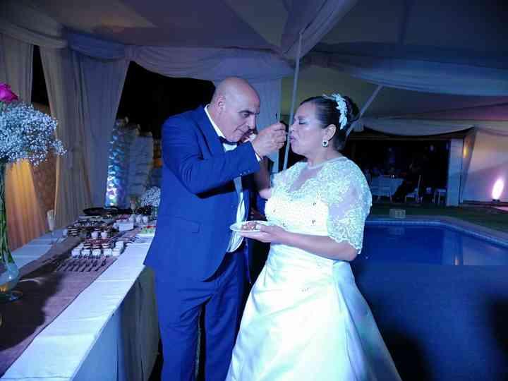 El matrimonio de Marta y Guillermo