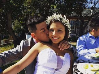 El matrimonio de Nathaly y Francisco 1
