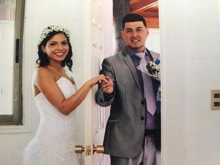 El matrimonio de Nathaly y Francisco 2