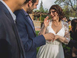 El matrimonio de Constanza  y Rodrigo  3