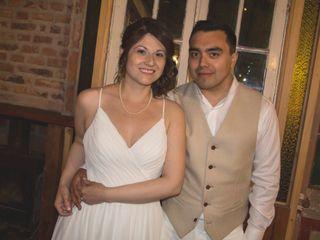 El matrimonio de Constanza  y Rodrigo