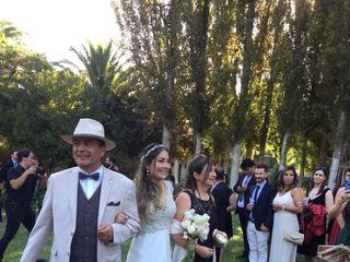 El matrimonio de Mariluz y Gustavo 1