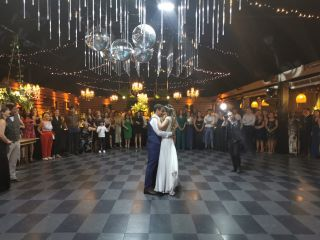 El matrimonio de Mariluz y Gustavo