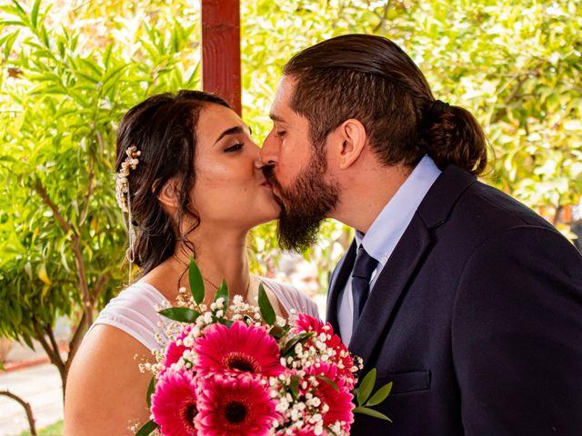 El matrimonio de Scarlette y Andrés