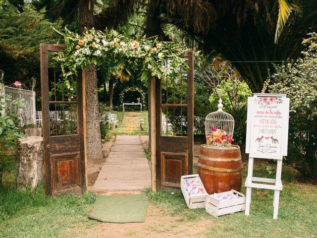 El matrimonio de Javier y Javiera en San Bernardo, Maipo 5