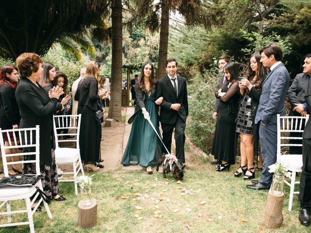 El matrimonio de Javier y Javiera en San Bernardo, Maipo 7