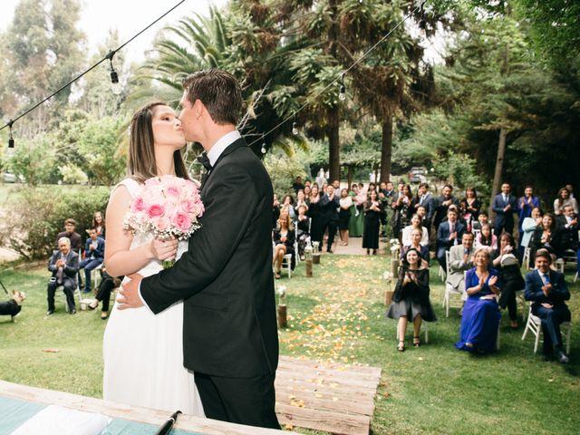 El matrimonio de Javier y Javiera en San Bernardo, Maipo 9