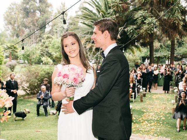 El matrimonio de Javier y Javiera en San Bernardo, Maipo 10