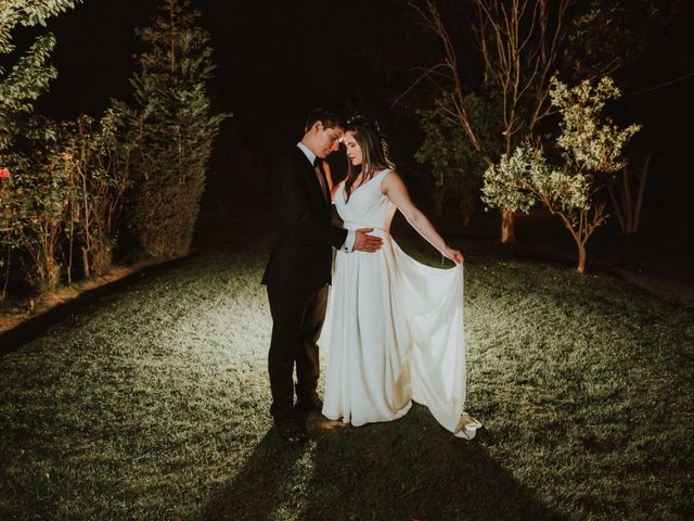 El matrimonio de Javiera y Javier
