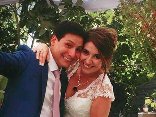 El matrimonio de Yaneth y Piero 2