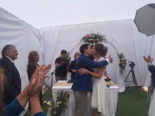 El matrimonio de Yaneth y Piero 1