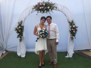 El matrimonio de Yaneth y Piero