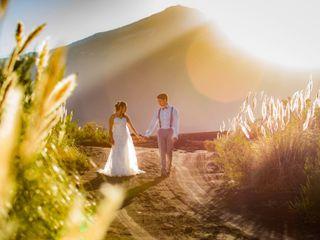 El matrimonio de Kity y Miguel