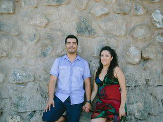 El matrimonio de Nataly y Claudio 1