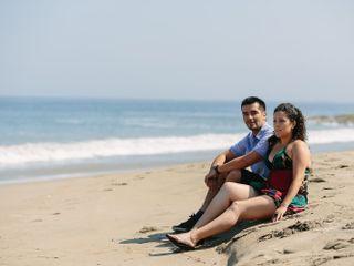 El matrimonio de Nataly y Claudio 3