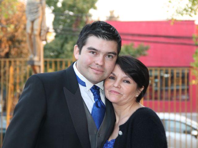 El matrimonio de Natalia y Camilo en Rengo, Cachapoal 9