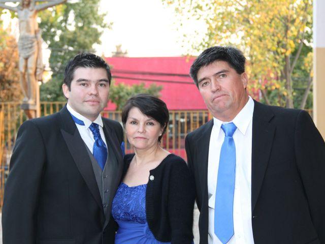 El matrimonio de Natalia y Camilo en Rengo, Cachapoal 10
