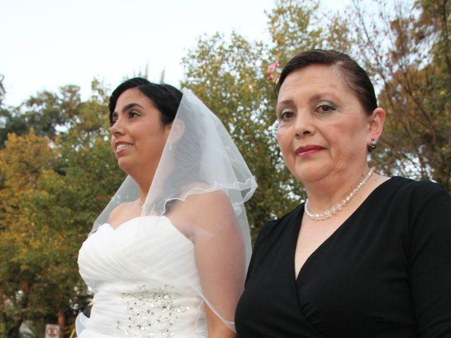 El matrimonio de Natalia y Camilo en Rengo, Cachapoal 11