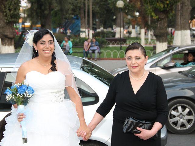 El matrimonio de Natalia y Camilo en Rengo, Cachapoal 12