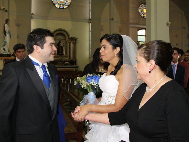 El matrimonio de Natalia y Camilo en Rengo, Cachapoal 13